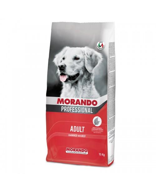 Morando dog Professional Beef  с говядиной для собак  15 кг